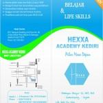 Brosur Program SMP Hexxa Academy Kediri